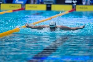 В главном национальном старте сезона приняли участие 647 сильнейших пловцов страны.