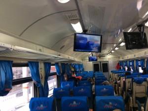 В Самаре для ребят были организованы 16 экскурсионных маршрутов по 7 тематическим программам (на 16 экскурсионных автобусах).