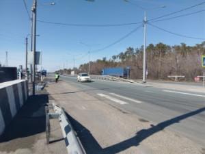 На федеральной трассе М-5 «Урал» в Самарской области провели профилактический рейд Его участниками стали полицейские и общественники.