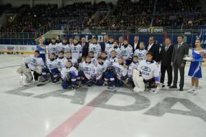 В Тольятти проходят всероссийские соревнования по хоккею с шайбой «Кубок Владислава Третьяка» Всего в рамках соревнований будет организовано 25 игр.