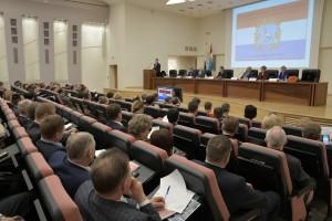 В Самаре проходит 14-й съезд Ассоциации «Совет муниципальных образований Самарской области»