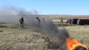 В Самарской области более 2 тыс. мотострелков проверили на стрессоустойчивость