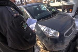 Toyota Land Cruiser Prado тольяттинца был арестован за долг в 250 тысяч рублей