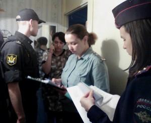 В Тольятти полицейские и судебные приставы проводят операцию «Должник»