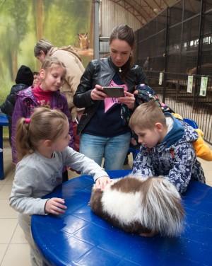 В Самарском зоопарке отметили Международный день Земли