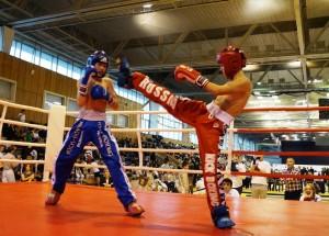 В Самаре состоятся первенство и чемпионат России по кикбоксингу