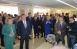 Выставку достижений Самарской области торжественно открыли председатель Совета Федерации Валентина Матвиенко и губернатор Дмитрий Азаров.
