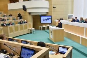В Дни Самарской области в Совете Федерации были приняты важнейшие для нашего региона решения.