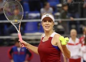 Кубок Федерации - крупнейшие международные командные соревнования в женском теннисе.