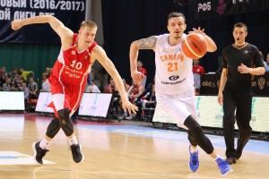 БК «Самара» начал финал с победы.