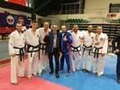 Команда Самарской области заняла 3 место на чемпионате России по тхэквондо ГТФ