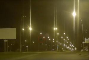 В Тольятти сняли на видео неопознанный объект в небе над городом