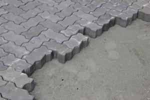 В Самарской колонии будут производить тротуарную плитку