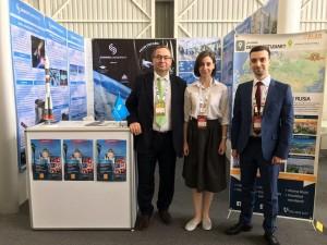 Делегация Самарского университета участвует в III Мексиканской аэрокосмической и оборонной выставке FAMEX 2019