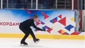 Российский 12-летний фигурист исполнил прыжок в пять оборотов