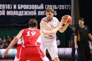 Баскетбольная «Самара» ведет 2:0 в финале Суперлиги