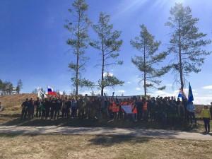 В Самарской области проходит «Всероссийский День посадки леса»