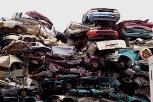 В Казани было утилизировано три автомобиля марки Volkswagen. И сделано это было на законных основаниях.
