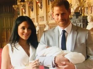 Меган Маркл и принц Гарри раскрыли имя сына Оно оказалось неожиданным выбором для публики.