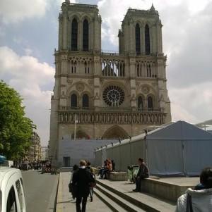 Нацсобрание Франции приняло законопроект о восстановлении Нотр-Дама