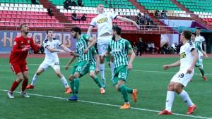 Уступая по ходу матча 0:1, самарцы смогли переломить ход встречи и одержали победу.