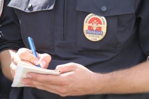 Инспекторы ДПС в Самаре задержали водителя с поддельным водительским удостоверением