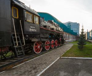 Поволжский музей железнодорожной техники Куйбышевской магистрали приглашает на Ночь музеев