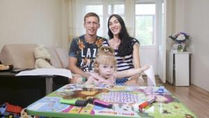 Дмитрий Азаров поздравил земляков с Международным днем семьи для СМИ