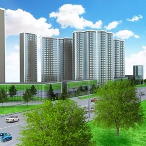 Самарцы проголосовали за строительство 25-этажек у Вива Лэнда