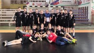 В Астрахани завершился финальный этап первенства России среди юношей до 16 лет.