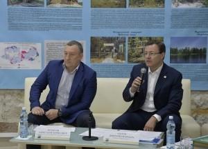 Дмитрий Азаров провел в Ширяево совещание по развитию туристической отрасли региона