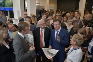 В Самарской области начал работу Инфорум: Региональные СМИ: взгляд в будущее