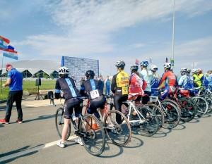 В Самаре стартовал чемпионат России по велоспорту среди глухих