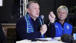 Александр Фетисов прокомментировал ситуацию, в которой оказалась самарская команда на сегодняшний день.