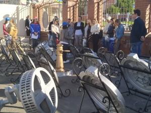 «РКС-Самара» наградили наиболее активных жителей города и провели экскурсии по музею истории самарского водопровода.