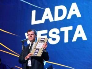 LADA победила в 2 номинациях по итогам ежегодной Национальной премии «Автомобиль года в России».