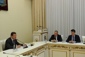 В режиме видеоконференцсвязи представители Министерства культуры РФ, главы регионов и деятели культуры обсудили актуальные для отрасли вопросы.