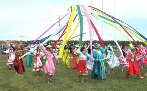 Самарская область готовится отметить Х юбилейный Всероссийский сельский Сабантуй