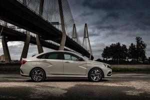Владельцы обычных автомобилей Lada Vesta стали устанавливать на свои авто детали от Vesta Sport.