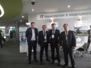 В выставочной части форума участвует Самарский государственный медицинский университет совместно с ООО