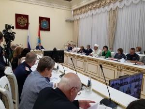 В Самарской области обсудили патриотическое воспитание граждан