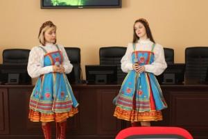 В Самарской таможне прошел первый этап смотра-конкурса художественной самодеятельности таможенников и членов их семей.