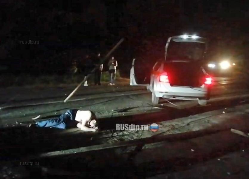 В Ивантеевке таксист после ДТП сбежал из морга