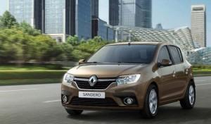 Renault Sandero – восхитительные загородные пейзажи