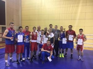 Соревнования являлись отборочными к чемпионату Приволжского федерального округа.