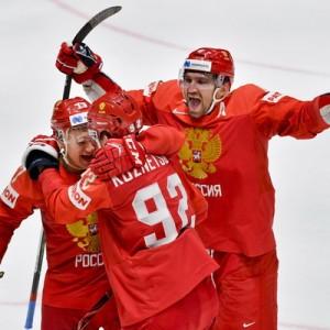Сборная России в матче за третье место ЧМ по хоккею встретится с Чехией