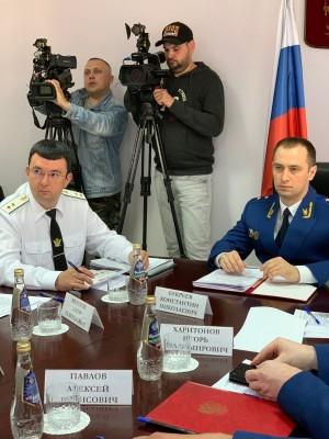 Главный судебный пристав Самарской области принял участие в Межрегиональном форуме Прокуратуры ПФО