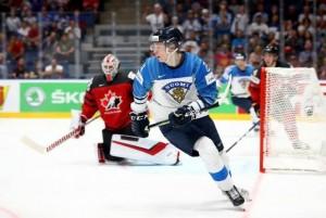 Сборная Финляндии в третий раз в своей истории стала чемпионом мира