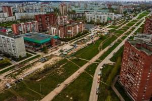 Всего дорожными работами в Тольятти будет более 17 км автомобильных дорог.