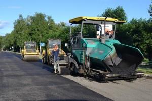 В ходе ремонта будет заменено дорожное полотно на участке трассы протяженностью 17,7 км от села Васильевка до поворота к селу Ташла.